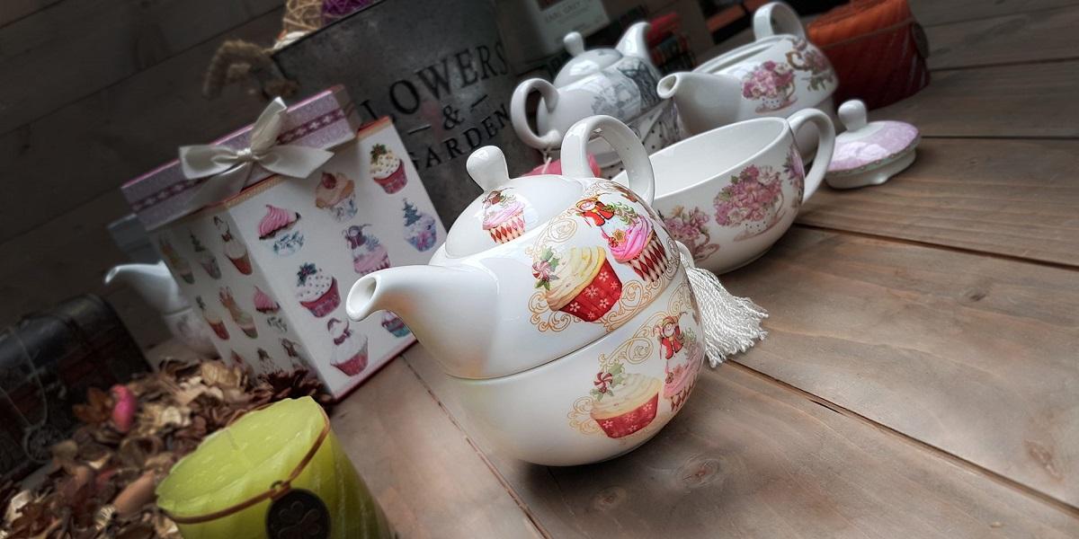 cum se face un ceainic online)